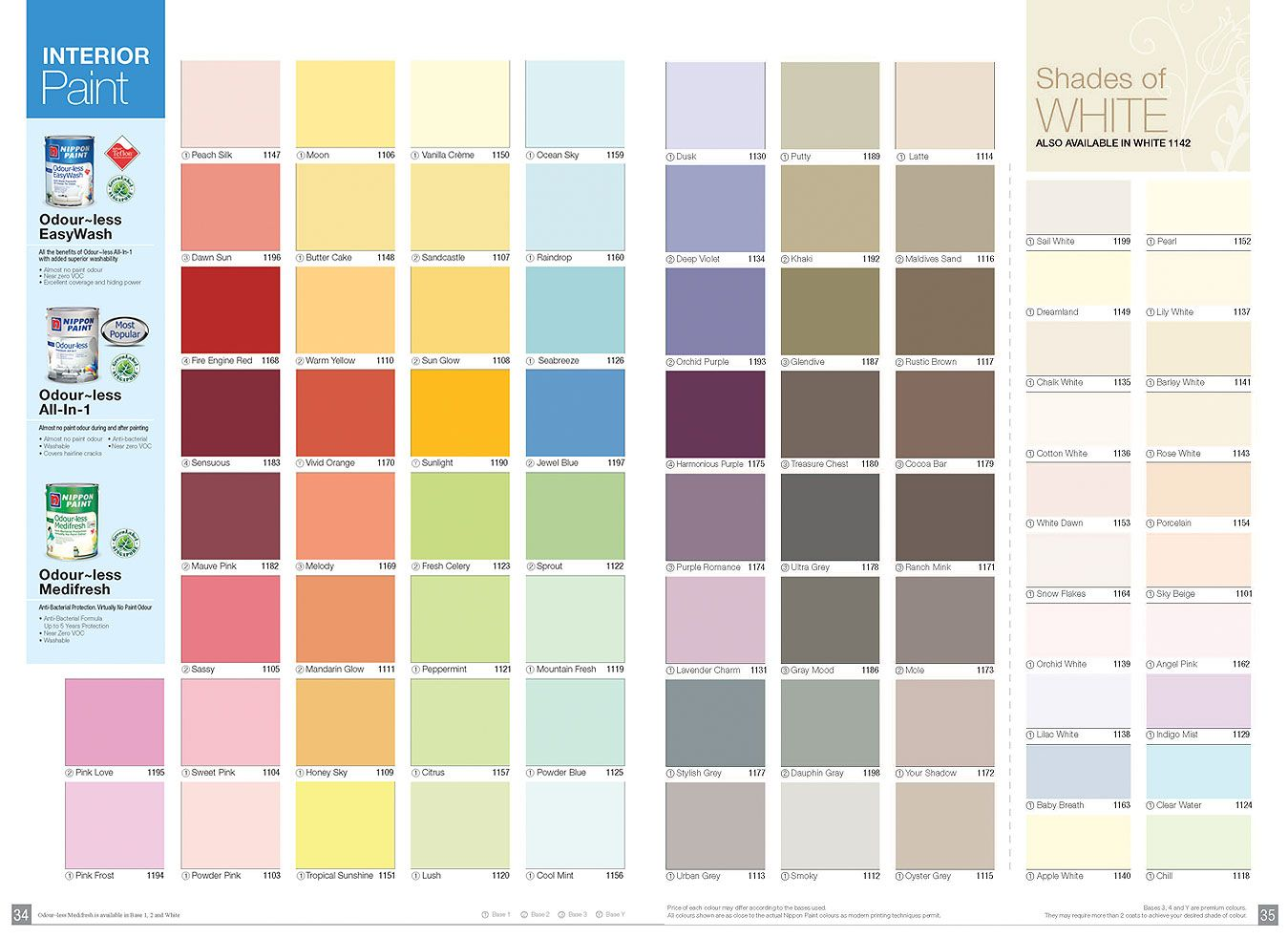 Pin On Deco Nippon paint color bedroom