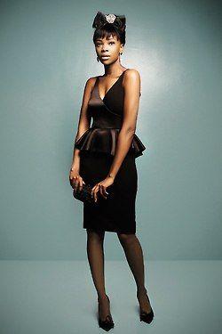 Stunning! Model/Tv personality Zainab Balogun for CLAN Classics Lookbook. Photography: Lakin Ogunbanwo