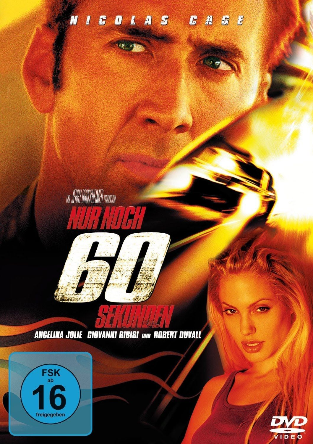 Gone in 60 Seconds 2000 Movie Full English Nicolas Cage