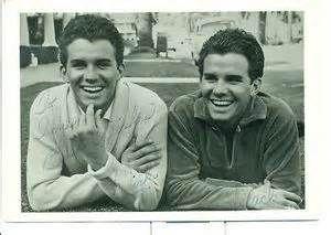 Identical twin celebrity actors