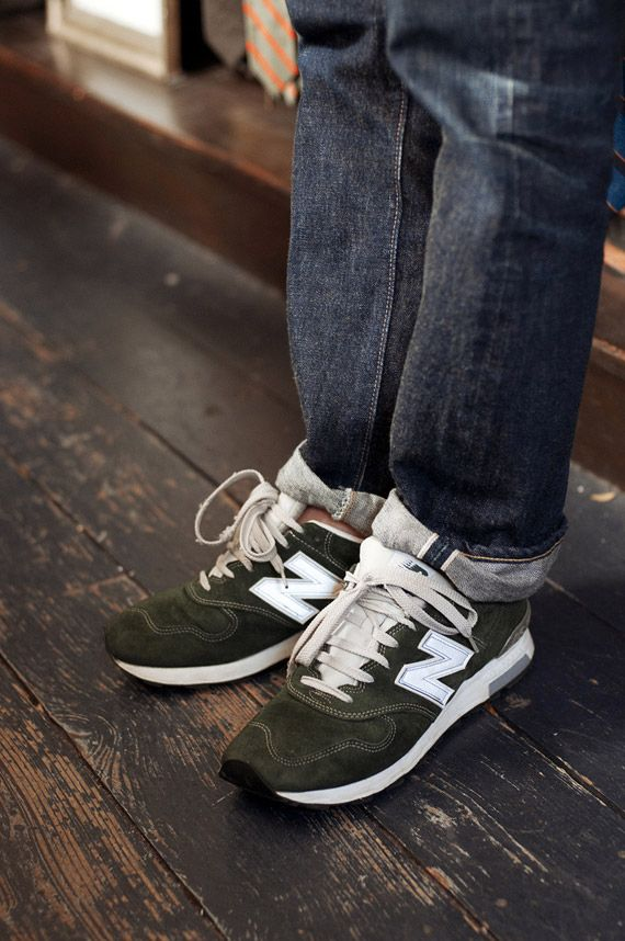 buy online 0c57f 75a90 J.Crew x New Balance 1400 - The Process | Styles & Products ...