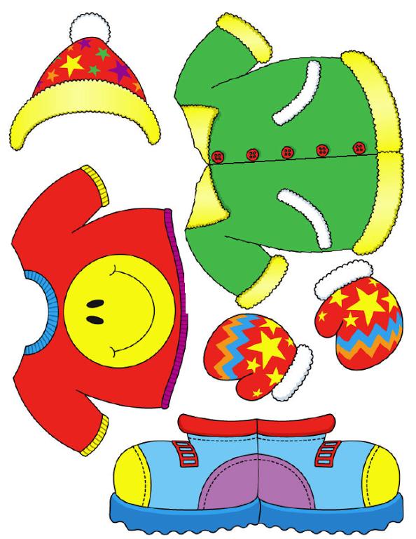 Weather Bear Printables.pdf … Preschool weather