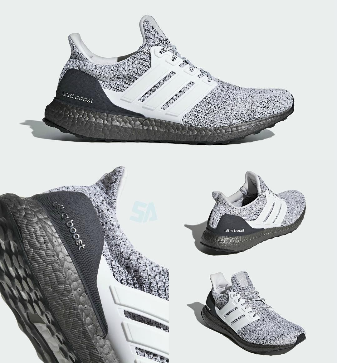 2caf3c9212479 Official Look at the adidas Ultra Boost 4.0 Oreo releasing soon.   SneakerAlert