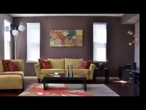 D co salon gris 88 super id es pleines de charme home decor room paint designs living - Couleur chaude salon ...