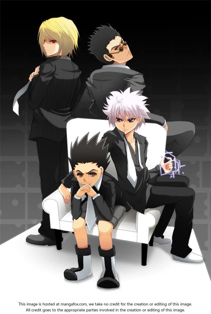 Hunter x hunter 341 calamity at mangafox pictures pinterest explore hunter anime hunter x hunter and more voltagebd Gallery