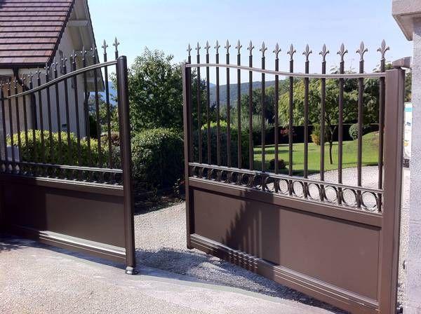 Épinglé par Les Portaliers portails alu sur Portail aluminium style ... 36d71359fc5e