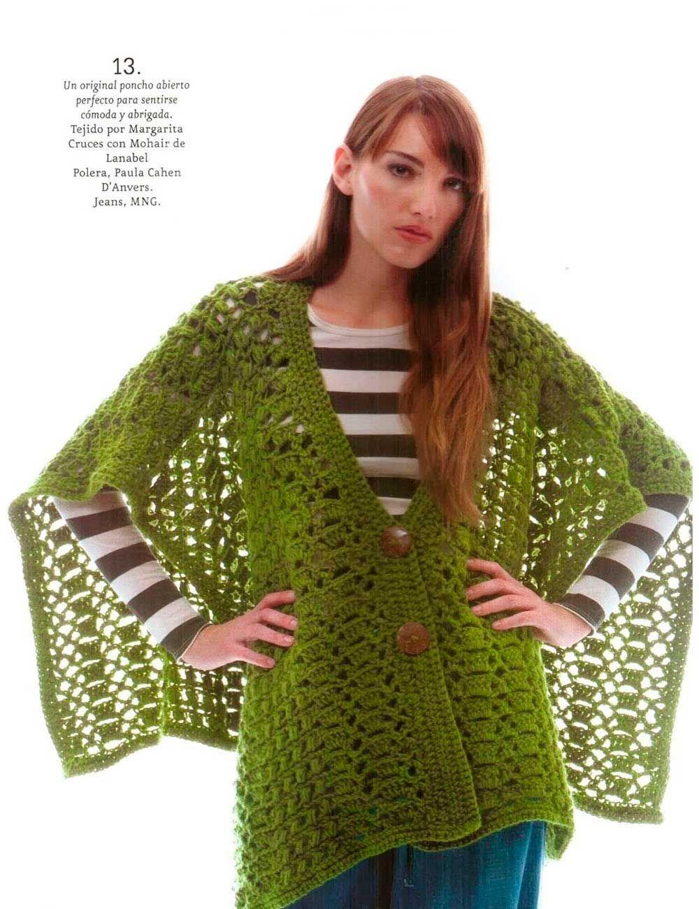 Pin de Daniela Allel Stuardo en Crochet | Pinterest | Patrón gratis ...