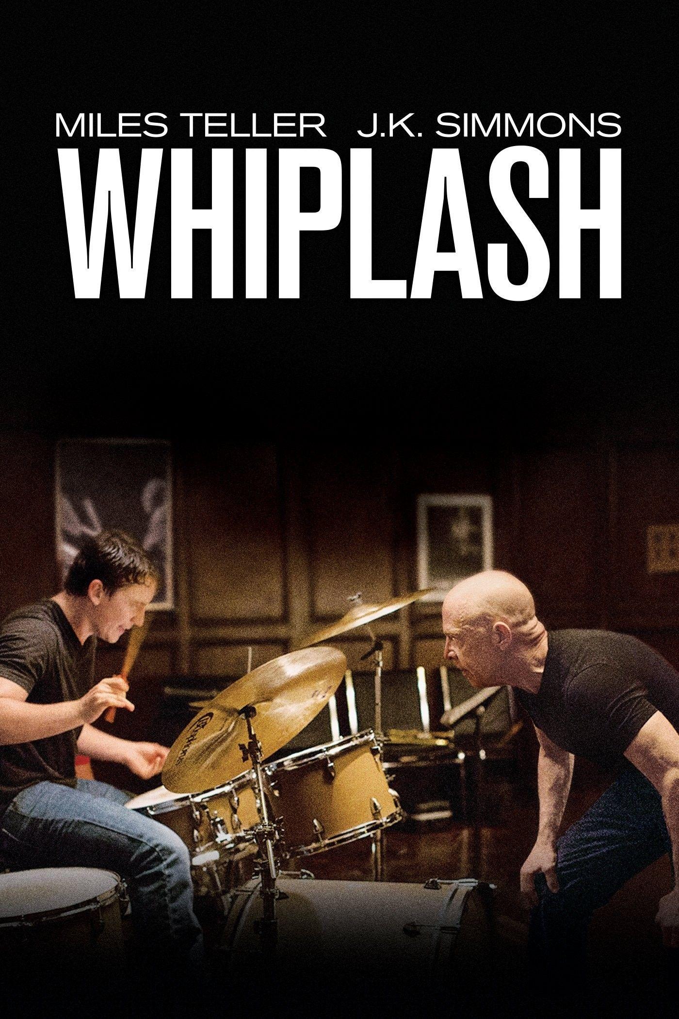 Whiplash 2014 Com Imagens Series E Filmes Filmes Cartaz