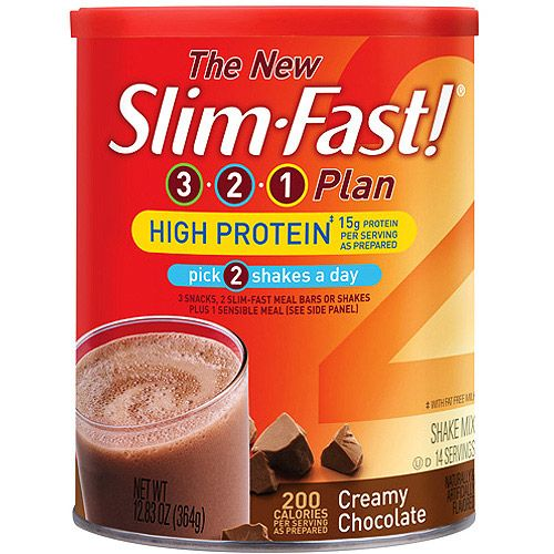 Protein Shake Powder Weight Loss Healthy Drinks Slim Fast