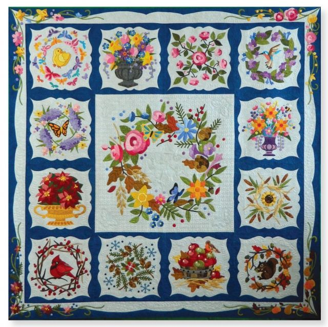 National Juried Show 2017 ~ Photo Gallery ~ Canadian Quilters ... : canadian quilting association - Adamdwight.com