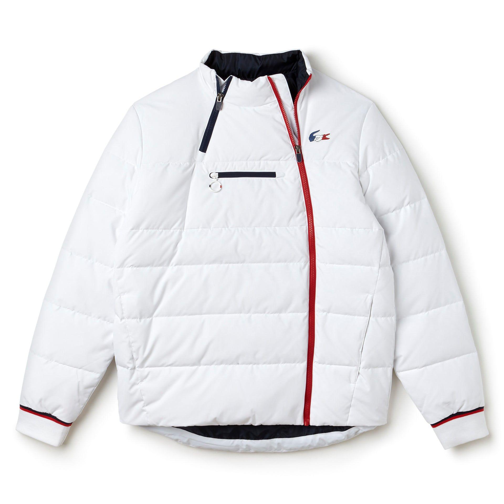 Herren Fitnessmode Winterjacke Steppjacke Wintercoat
