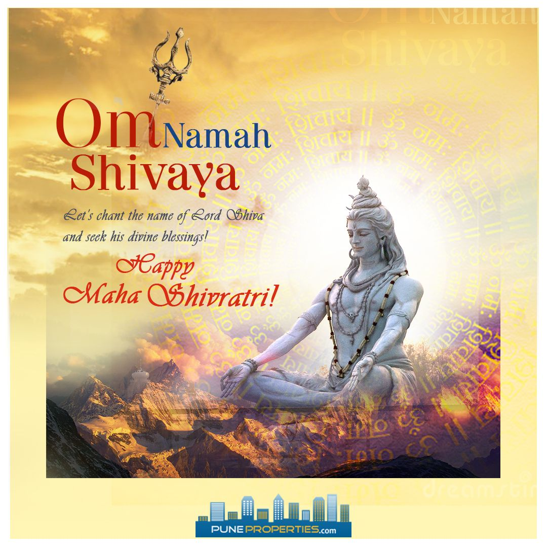 May Lord Shiva Shower On You His Blessings With Happiness