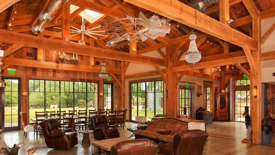 Residential Amp Commercial Timber Frame Homes Hill