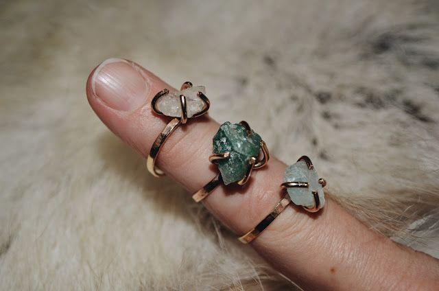 Gemstone Ring Handmade ring 12 mm Stone Wire Wrapped Ring Amazonite Gemstone Ring 14K Gold Filled Ring