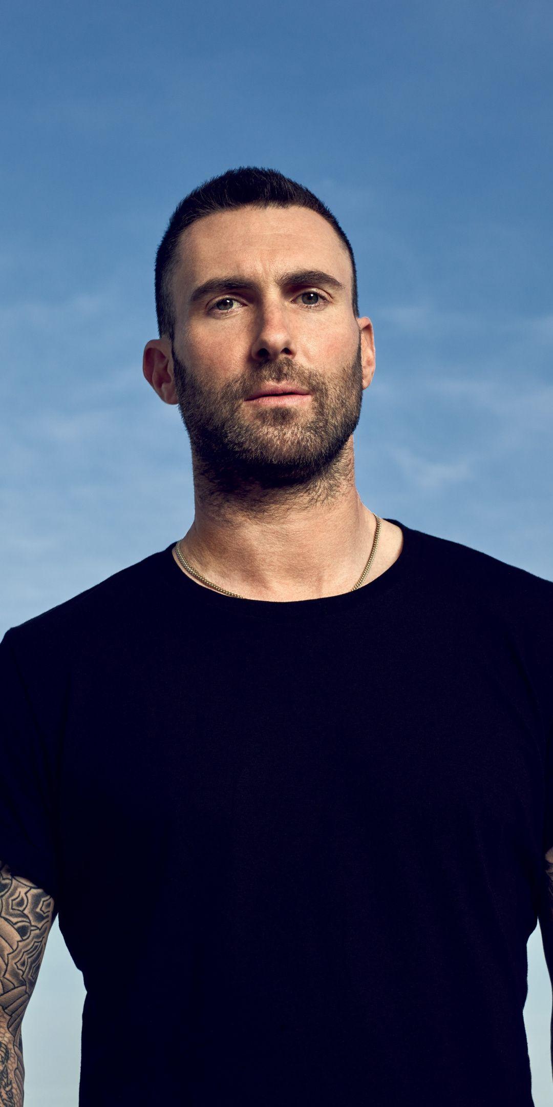 Adam Levine Celebrity 2019 1080x2160 Wallpaper Adam Levine Adam Levine Beard Adam Levine Haircut
