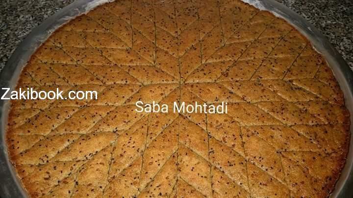 طريقة عمل صينية الحلبة زاكي Arabic Desserts Desserts Arabic Sweets