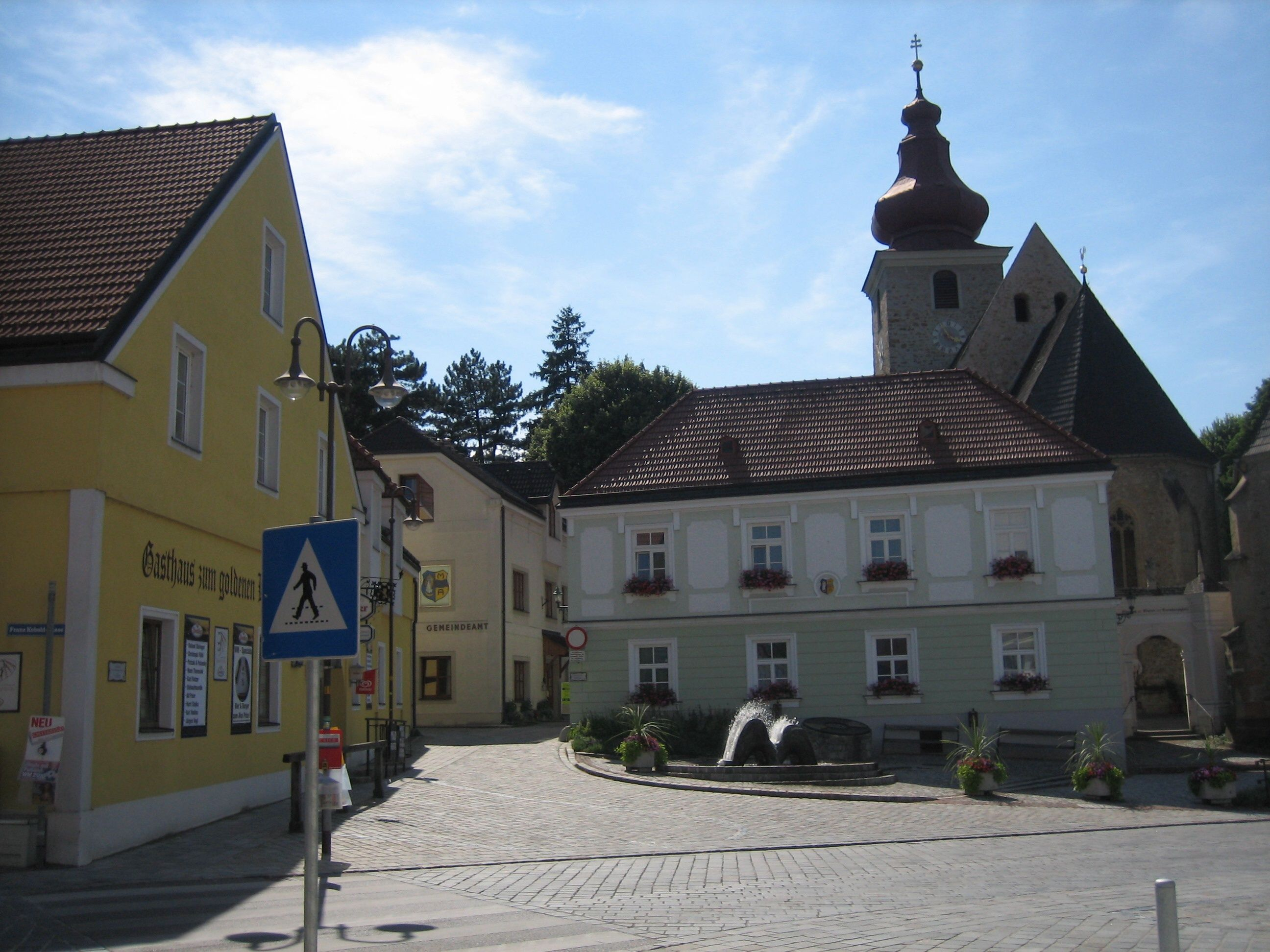 Pfarrkirche Maria-Anzbach - Wienerwald