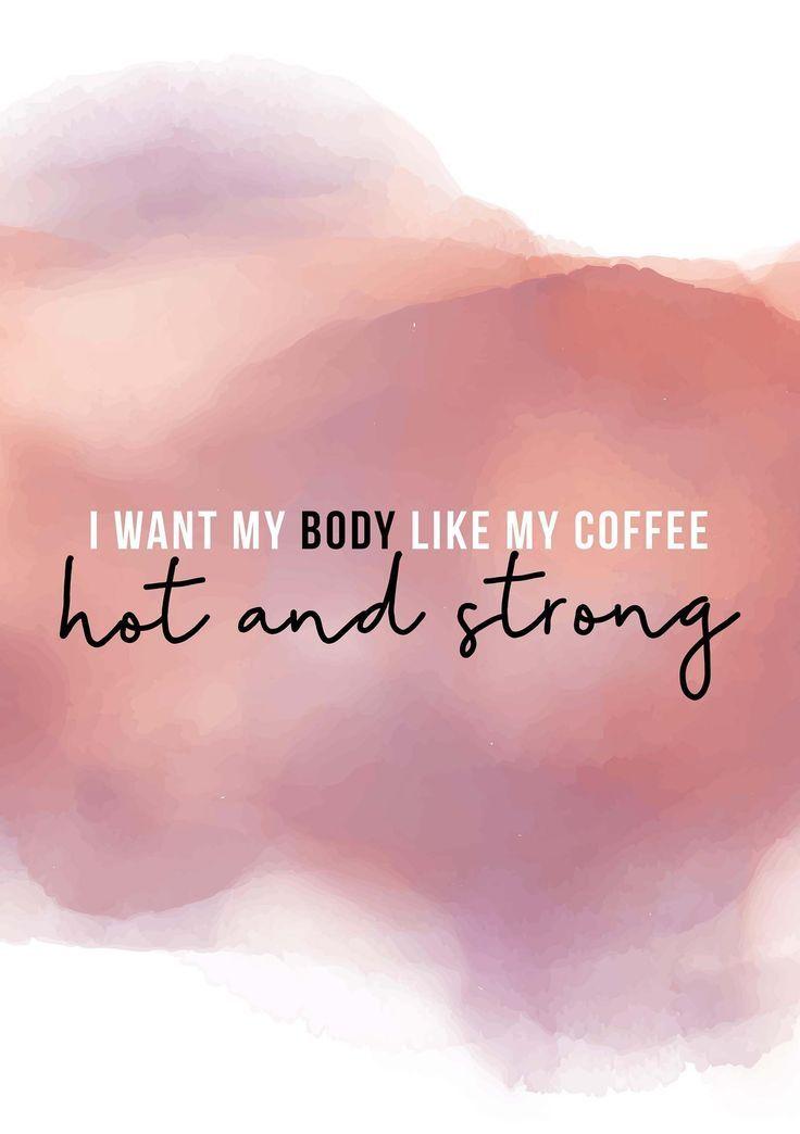 Lass uns motivieren! Schnapp dir meine Fitness-Motivationsposter   – Motivation