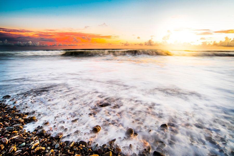 Resultado de imagen de playa dominical puntarenas