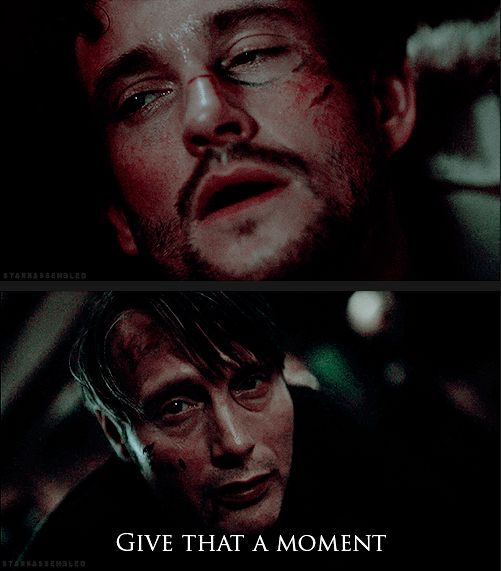 Hannibal 3x06 Dolce. Source: starkassembled.tumblr