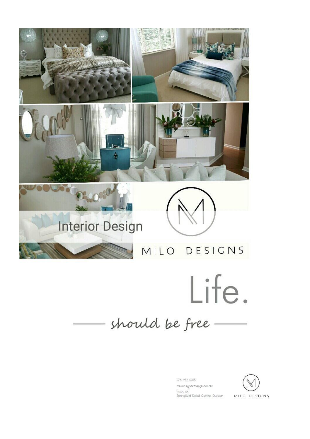 Interior Designer Lookbook