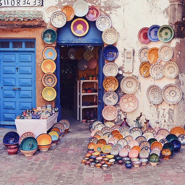 Off to Marrakech tomorrow - hit me with your best food tips or location ideas!✌️
