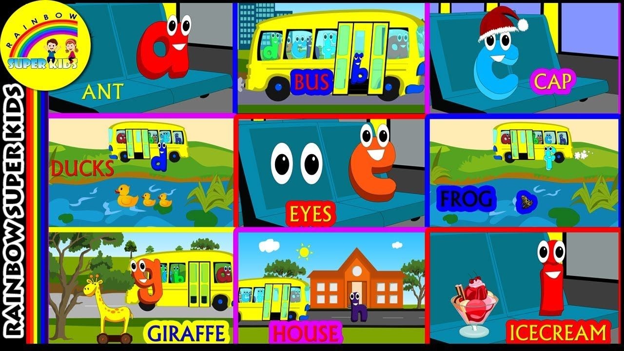 A To Z Phonics Rhymes