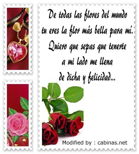 Frases Romanticas Para Mi Novia Mensajes De Amor Para Mi Novia