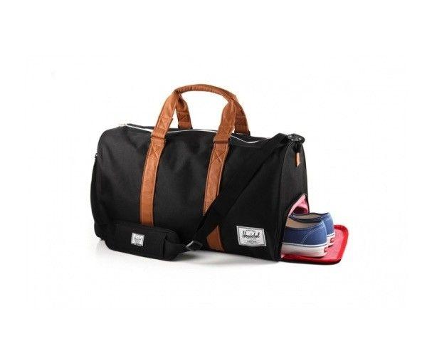 Novel Duffle Bag by Herschel Supply Co. » Review  3b64d81204902