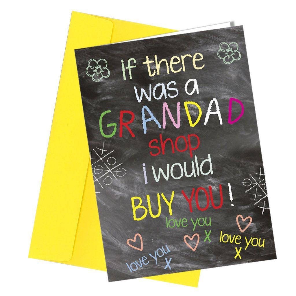 #273 Grandad Shop