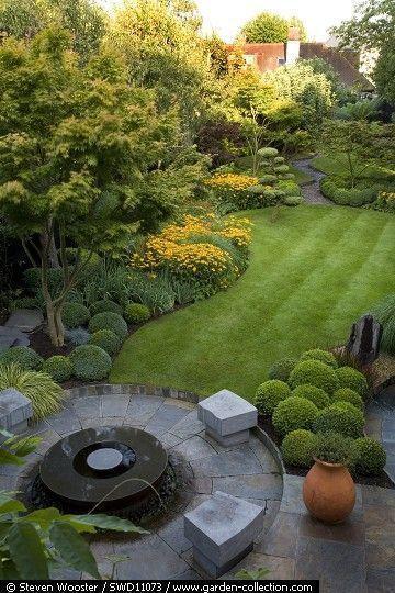 50 Awesome Front Yard Side Yard und Hinterhof Landschaftsbau DesignIdee
