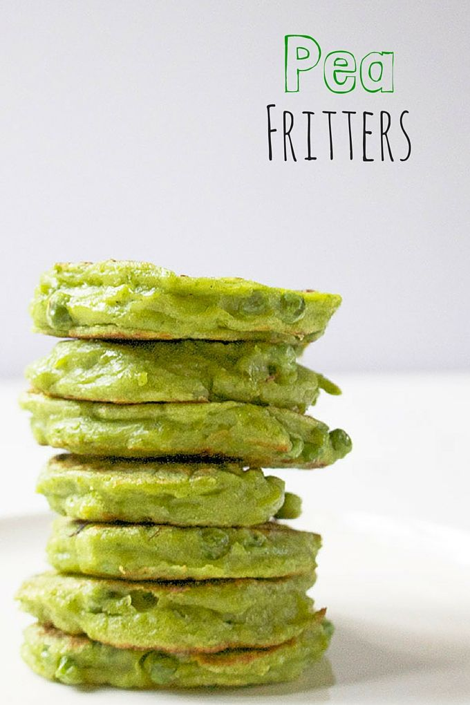 Pea fritters are a great little finger food ideal for baby led food forumfinder Gallery