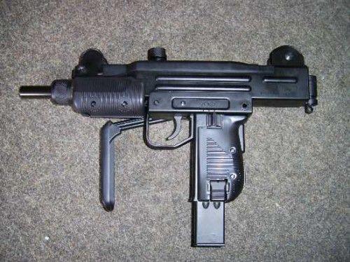 BB Gun Air Pistol | creative guns UZI BB Air Rifles for sale
