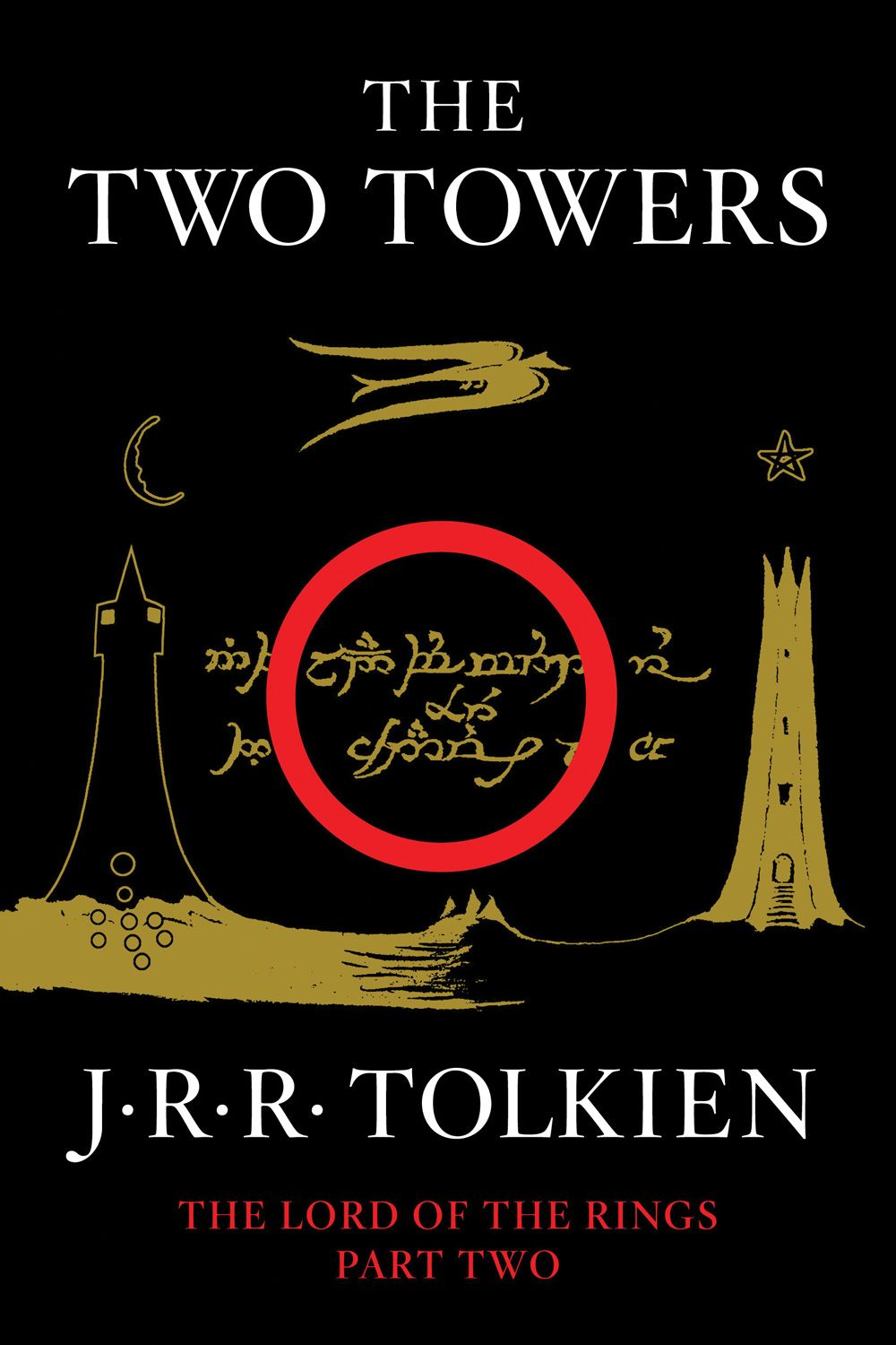 the quest of finding the ring in jrr tolkiens the two towers Specific changes between the peter jackson the two towers film compared to jrr during in the war of the ring violates tolkien's theme of the elves.