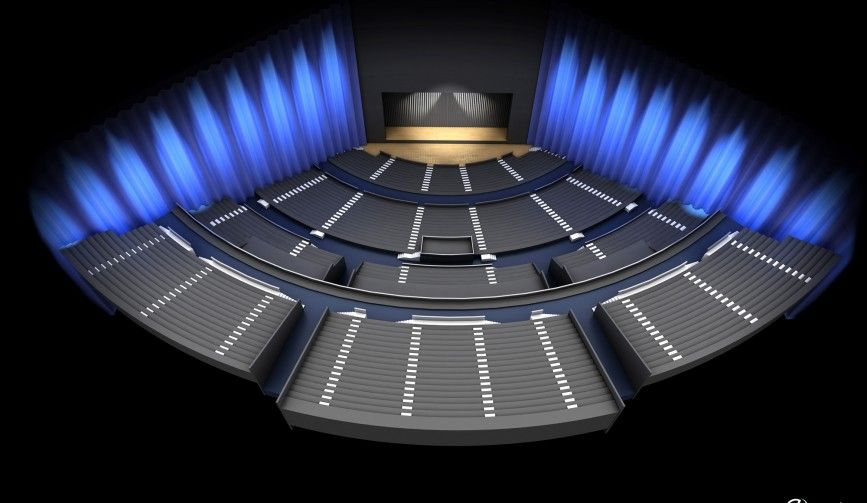 6 350 Indoor Seating Capacity The Verizon Theater At Grand Prairie Texas One Is Of The Most Flexible And Adv Grand Prairie Texas Grand Prairie Indoor Seating