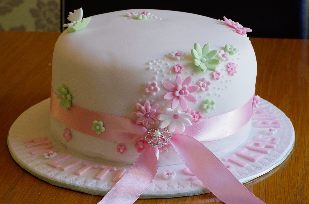 Birthday Cake For Little Sister ~ Birthday little sister little bit of heaven on a plate my