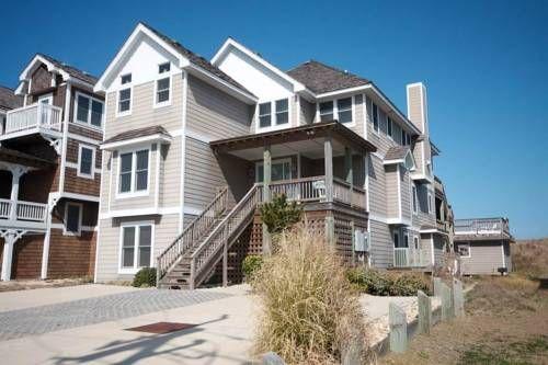 ohana house nags head north carolina located in sound side this rh pinterest com