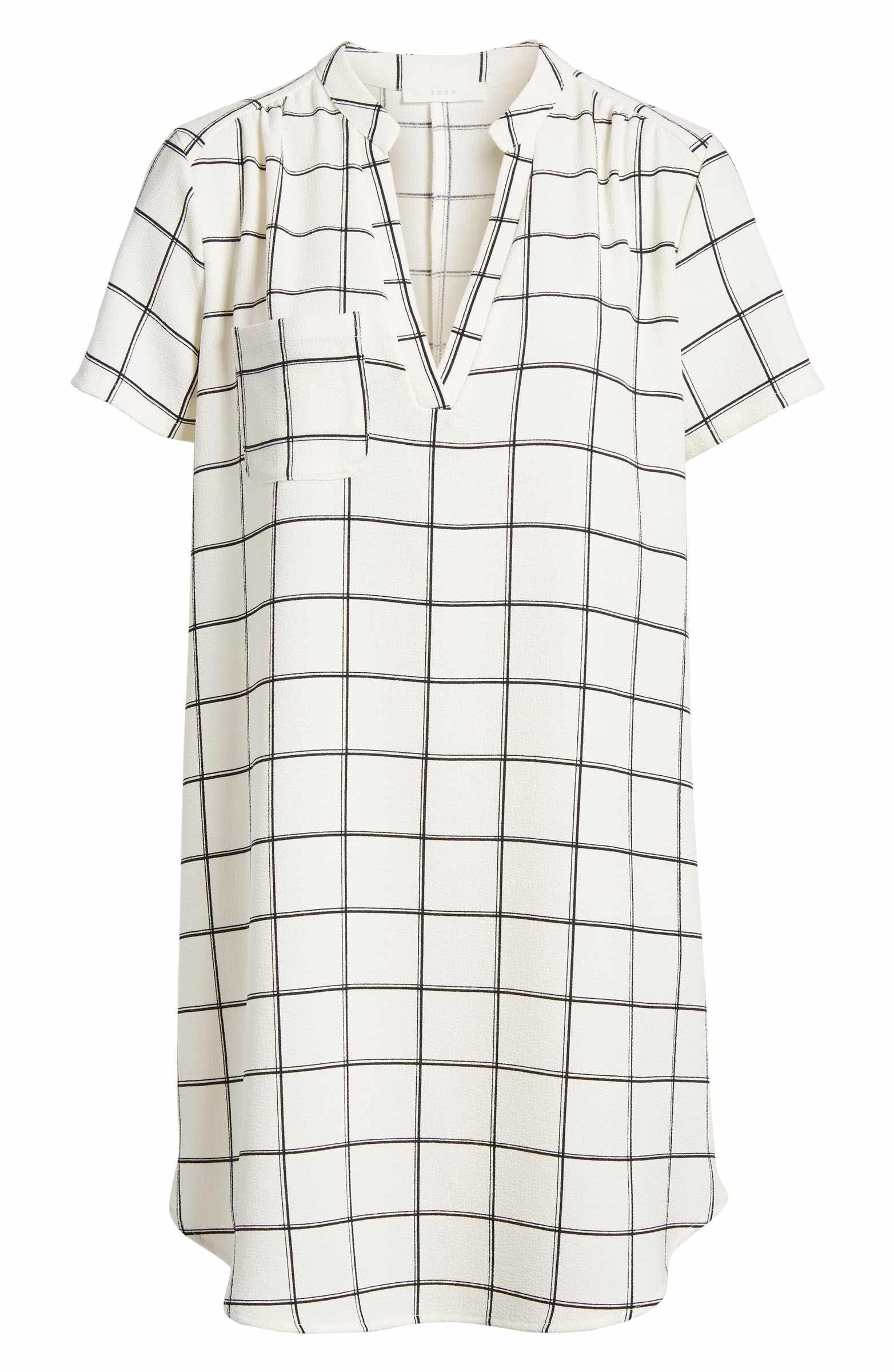 c6fb40a2a7 Women s Sheath Dresses · Silhouette · Pancakes · Sheath Dresses · Casual  Outfits · Main Image - Hailey Crepe Shift Dress