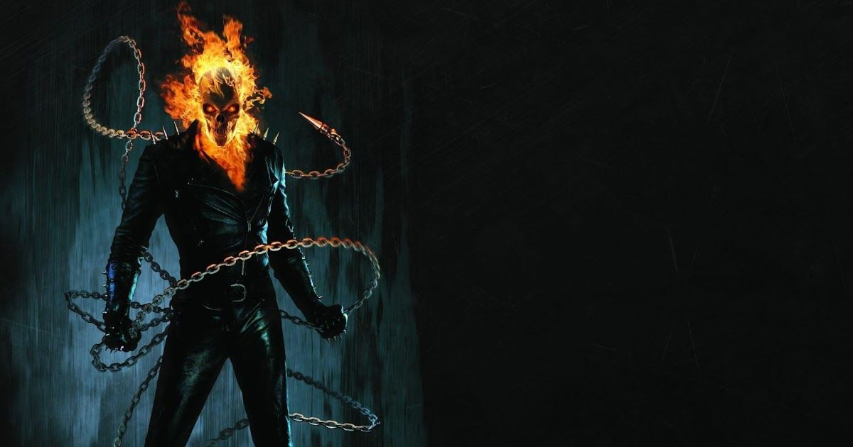 Pin On Anime Wallpaper Ghost rider wallpaper hd download