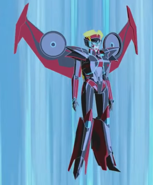 Windblade Full-body Transformers Robots In Disguise 2015