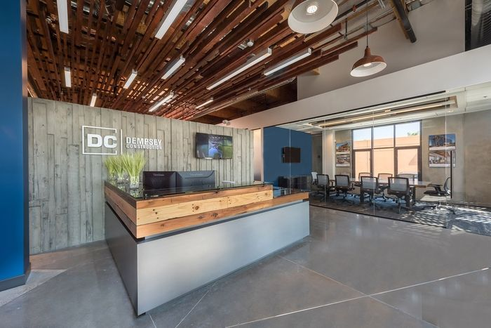 Office Tour: Dempsey Construction Offices – San Diego ...