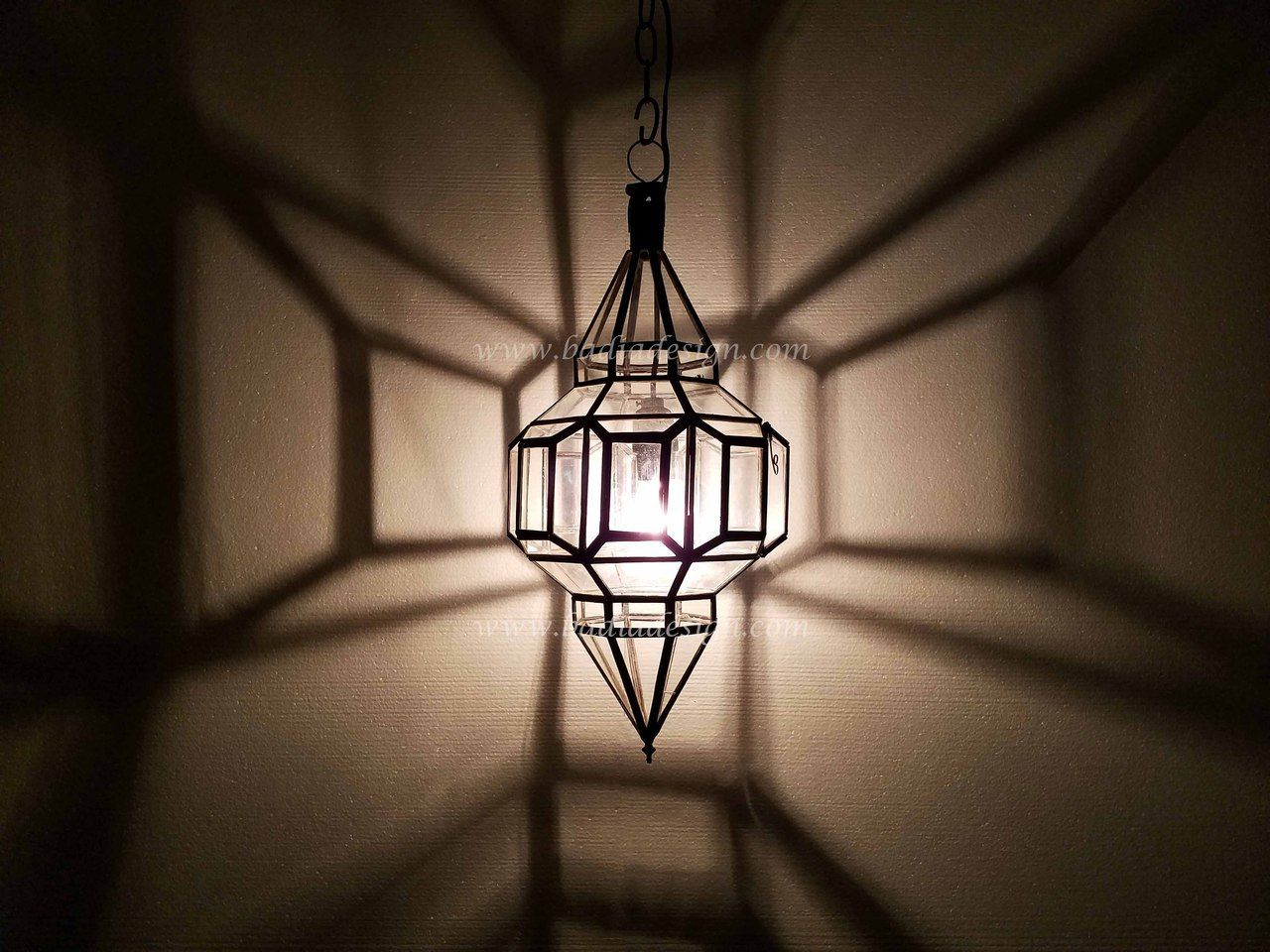 Marvelous Badia Design Inc Store   Hanging Lantern With Clear Glass   LIG212, (http: Amazing Design