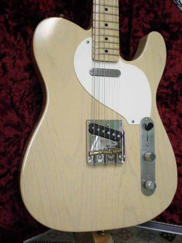 Tele pickguards with non-standard shape - Telecaster Guitar Forum ...