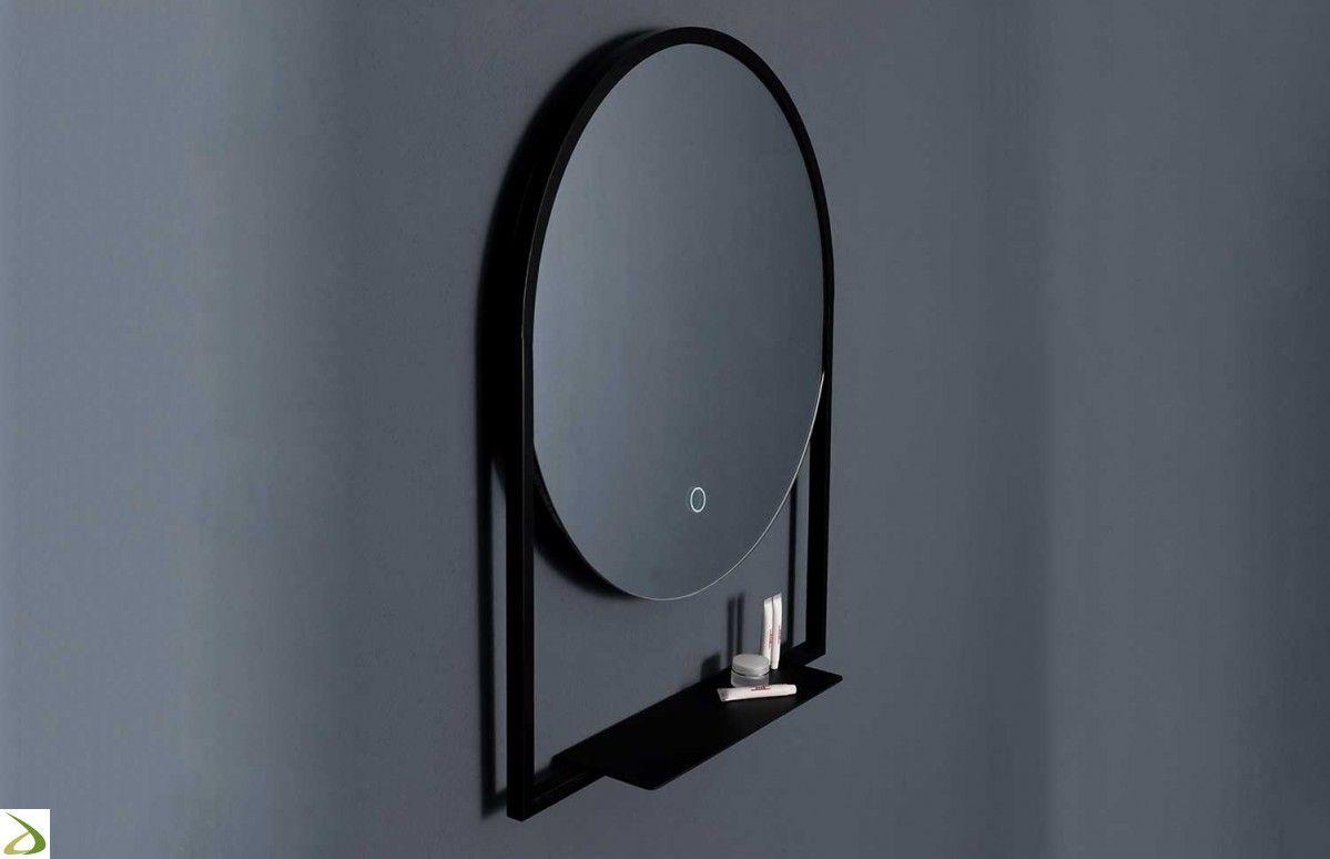 Specchio bagno con mensola arredo bagno bricocasa