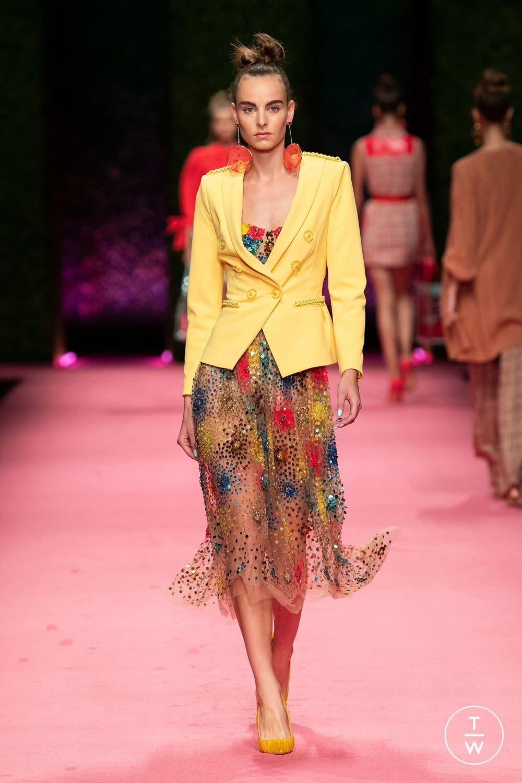 10a7647e28 Elisabetta Franchi - Spring/Summer 2019 - Look 49 | Fashion Style in ...