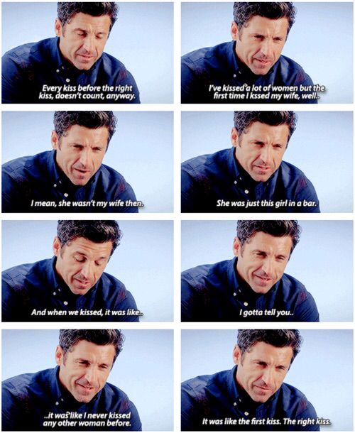 Im Just Realized Theres No Way To Know If Hes Talking About Addison Or