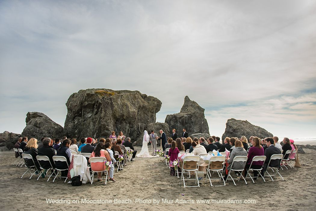 Merryman's Beach House located in Trinidad, CA on Moonstone Beach offers a spectacular location for any special event.