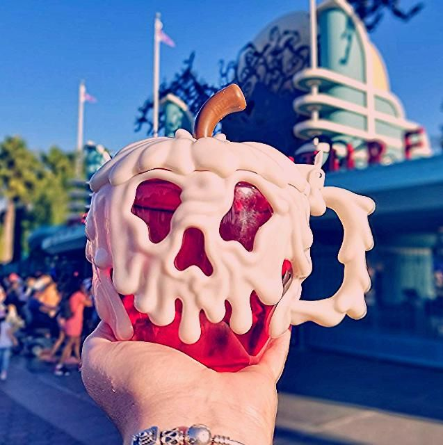 Photo of Disneyland's Snow White Poison Apple Mugs Are Baaaaack