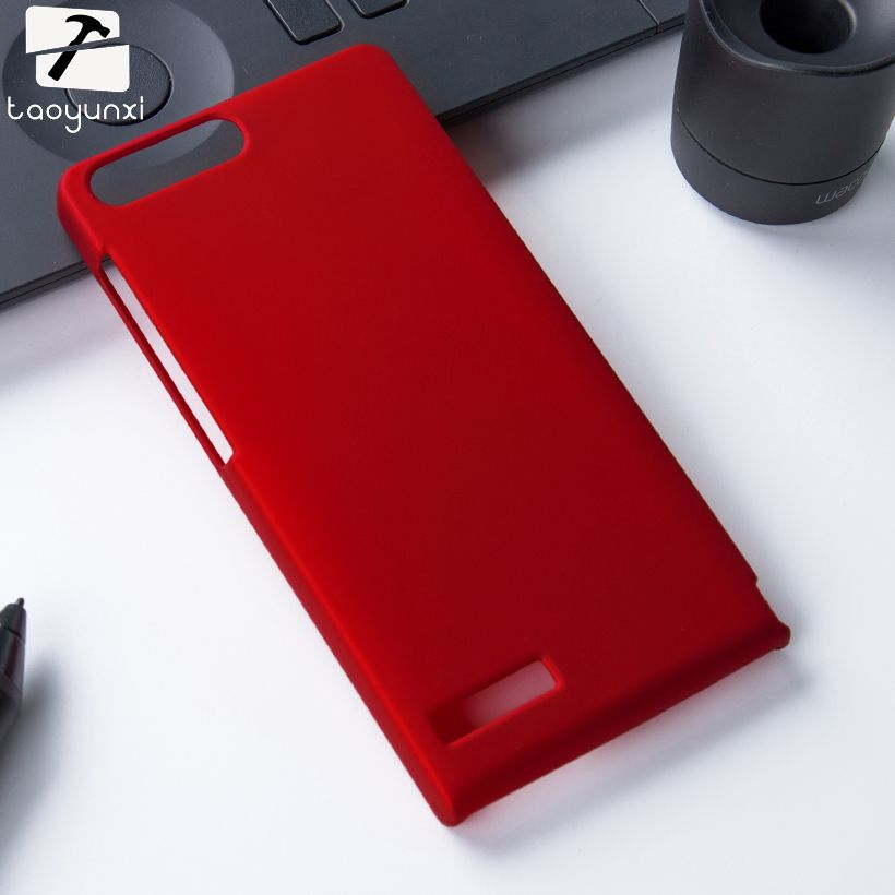 TAOYUNXI Matte Phone Cases For Huawei Ascend G6 4G LTE G6-L11 P7 ...