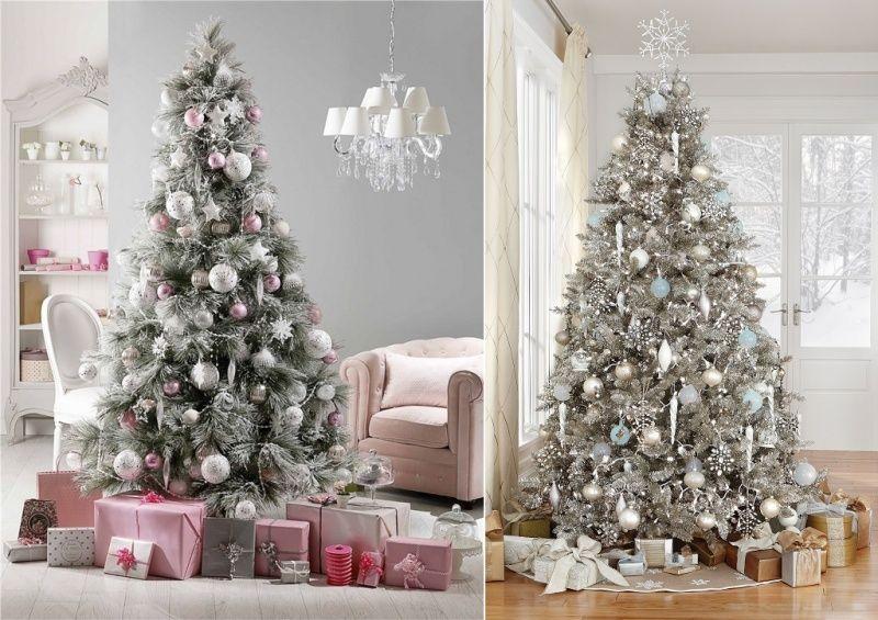 Sedia Pantone Rosa : Albero di natale 2016 colori idee e suggerimenti merry christmas